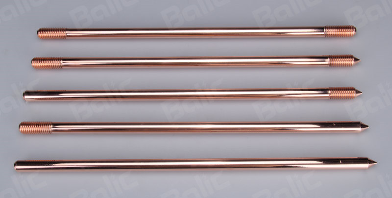 Ground rod is the most widely used grounding electrode