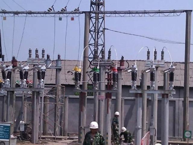 35KV-500KV Open Substation Grounding