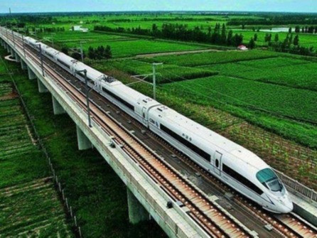 Grounding of Railway Station and High-speed Railway Station