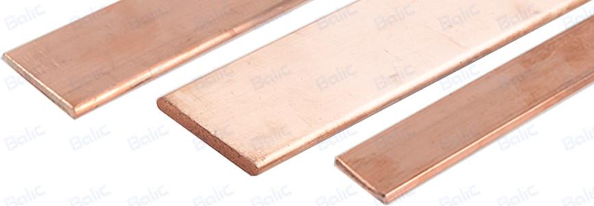 Bare Copper Bus Bar (8)