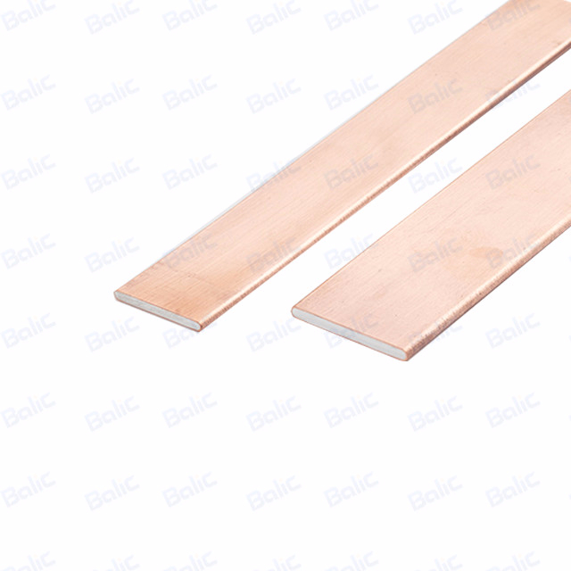 Copper Clad Steel Flat Bar