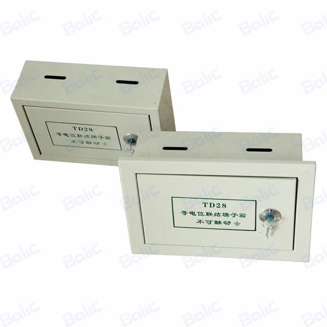 Iron Coating Ground Terminal Box