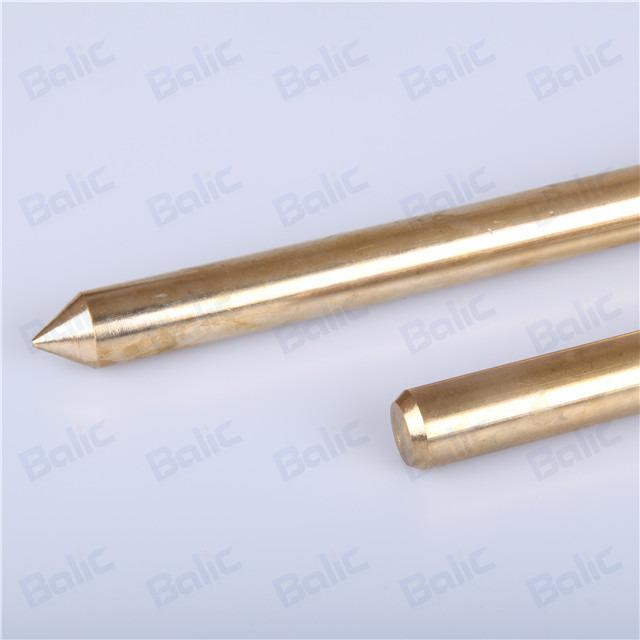 Brass Ground Rod