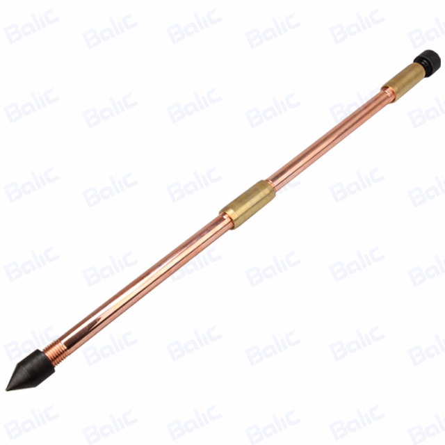 Copper-Bonded Ground RodCopper-Bonded Ground Rod