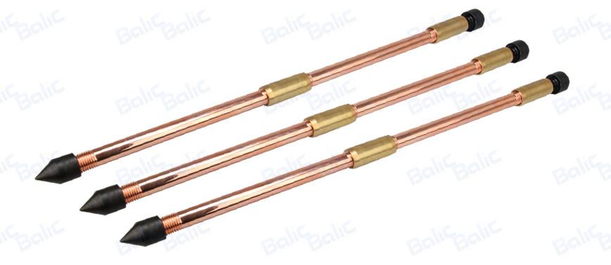 Copper-Bonded Ground Rod (2)