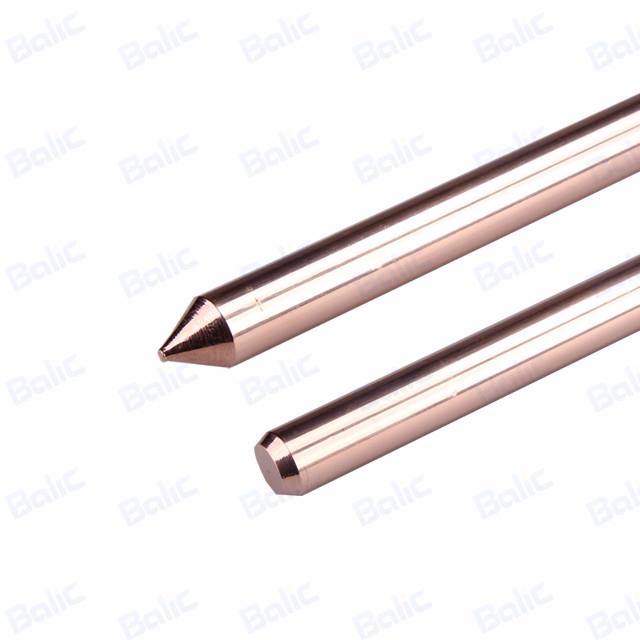 Copper-Bonded Ground Rod